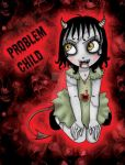 Problem Child by Zombie-Pip
