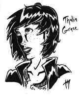 Thalia Grace 2.0 by blindbandit5