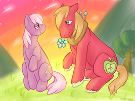 Perfect Two by RainbowBruises