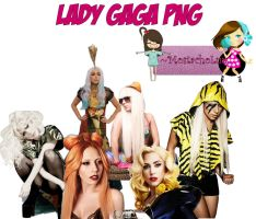 Lady Gaga PNG (Pedido Por)~AngieTmnt by LuuMostachito
