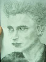 Edward Cullen Portrait by AdyDay