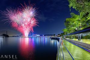 Vivocity 7th Anniversary by Draken413o