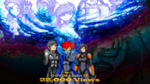 22,000 Views Gift of Light part 2 by BlueJacketChronicles
