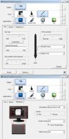 My wacom tablet settings by chocolate-rebel