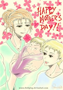 .Mother's Day Card. by Fluffyfay
