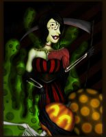 Momma Halloween by Kyle-Lefort