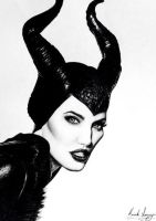 Maleficent by MC36214