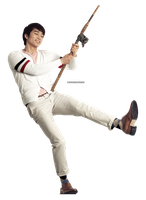 PNG : Song Seunghun 2 (REQ) by chazzief