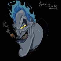 Hades Wallpaper by Lady-----HADES