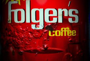 Rusted Folgers by PAlisauskas