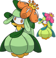 549 - Lilligant by Tails19950