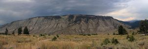 Cloudy Day In Yellowstone by ThisWomanWanders