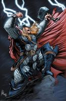 Thor by RossHughes