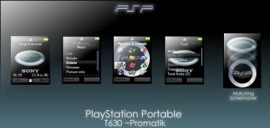 PlayStation 2007 SE T630 Theme by Promatik