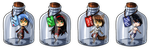 [Bottle] Commission pack 5 by GazeRei