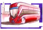 routemaster by carlosnuez