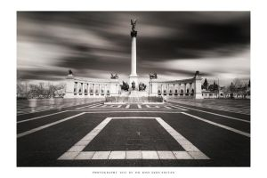 Budapest - IR XIII (Budapest Noir) by DimensionSeven
