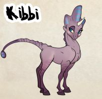 Saberhorns- Kibbi by Psychoon
