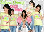 Pack Selena Gomez PNG by NyaAkemiChan