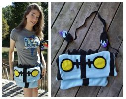 Chandelure Shoulder Bag by Mermade4u
