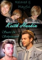 Keith Harkin - Suave or Playful? by stormygt
