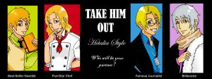 Take Him Out by MieKuning