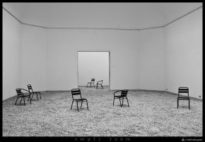 empty room by theVolucris