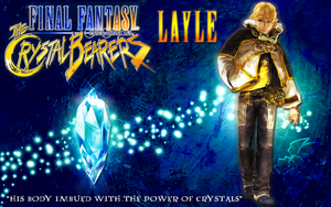 Final Fantasy Crystal Bearers by imperiqqq