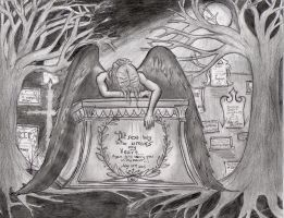 Graveyard of Broken hearts by Reaping-My-Heart-Out