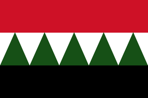 Random Arab Flag by Nederbird