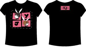 YJ T-shirt 4 summer by Lynkness