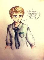 Young Sherlock - 'Different' by sparki111