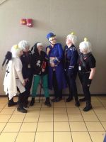 Sweden and Prussia by Akatsuki-Leader2012