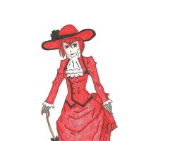 Madame Red by SoullessRiku