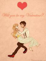 HoO: Happy Valentine's Day by paraniva