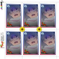Hetalia Stamps - Russia by Dreamweaver38