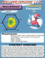 Pokestrategies 101#- Snore Software by Scratts