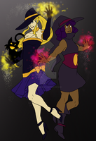 Commission: Viola and Tadi by hyperionwitch