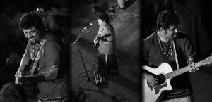 Lead Vocals, Raghu Dixit by harshitvishwakarma