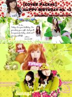 [Cover Pack#6] Happy Birthday Na by HanaBell1