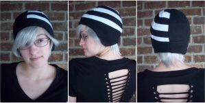 Death the Kid Hat by akiseo