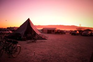 Burning Man: Drama Free Camp by NaturePunk