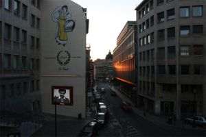early evening, Brussels by dnr