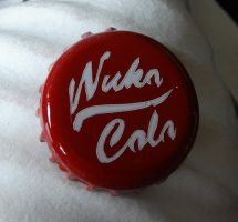 Nuka Cola CapAHH by bumble-boo