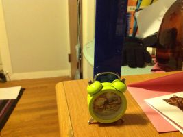 This is the tiniest alarm clock ever(I think) by The-Insane-Puppeteer