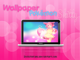 +Skitty Wallpaper+ (download with the link!) by InfiniteKami