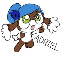 Adriel The Cat OC by Klonoa13
