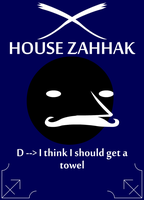 House Zahhak sigil by adrius15