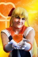 Super Sailor Venus by LoveAndHate123