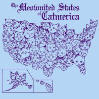 The Meownited States of Catmerica by HillaryWhiteRabbit